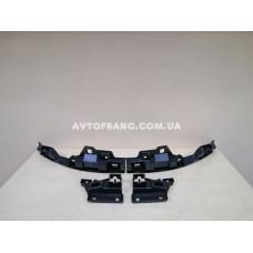 Кронштейны бампера передние (комплект 4 штуки) Renault Scenic 3 (2013-2016) Оригинал 622900446R