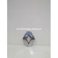 Логотип (Значок) задний Renault Duster 2 (2018-...) Оригинал 908894649R