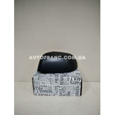 Накладка зеркала правая (черная) Renault Lodgy (2013-...) Оригинал 963736608R