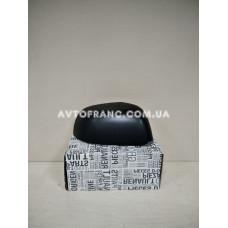 Накладка зеркала левая (черная) Renault Lodgy (2013-...) Оригинал 963747626R