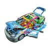 Кузов, оптика, зеркала Peugeot Partner (2008-2012)