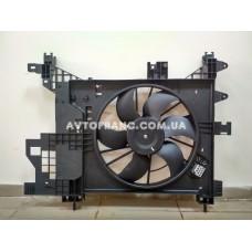 Вентилятор охлаждения двигателя Renault Duster THERMOTEC Оригинал 214814567R, 8200880555