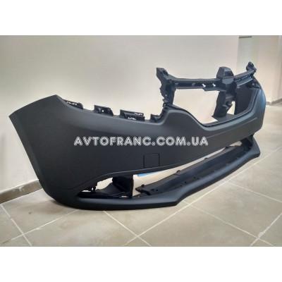 Бампер передний Renault Sandero 2 оригинал 620227557R 620227531R