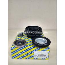 Опора переднего амортизатора Renault Logan, Renault Logan MCV (комплект) SNR KB65528 Оригинальный номер: 6001547499, 8200651172