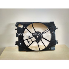 Диффузор вентилятора Renault Captur оригинал 214753416R