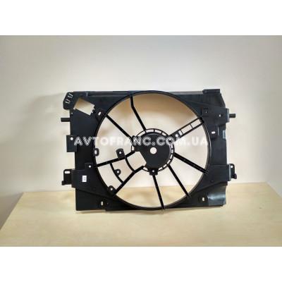 Диффузор вентилятора Renault Logan 2 оригинал 214753416R