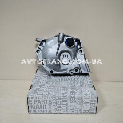 Крышка ГРМ (алюминиевая) 1.6 8V Renault Logan 2 MCV (2013-...) Оригинал 112311108R