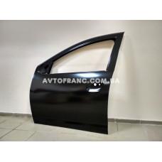 Дверь передняя левая Renault Logan 2 Оригинал 801016752R под молдинг