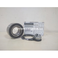 Подшипник ступицы передний с ABS Dacia Logan, Dacia Logan MCV Оригинал 402101554R, 7701207677