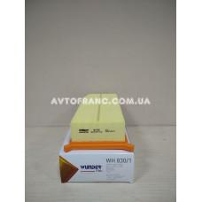 Фильтр воздушный 1.5 DCI Renault Captur (2013-...) WUNDER 830/1 Оригинальный номер 165467674R
