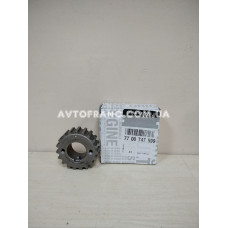 Шестерня коленвала 1.4, 1.6 8V Dacia Logan (2005-2008) Оригинал 7700747599