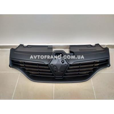 Решетка бампера верхняя Renault Logan 2 оригинал 623105727R