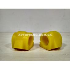 Втулка стабилизатора Renault Sandero, Dacia Sandero Оригинал 6001547140 (полиуретан)
