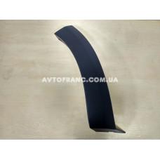 Накладка бампера передняя правая Renault Sandero Stepway 2 Оригинал 960163911R