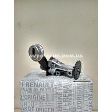 Насос масляный 1.5 DCI Renault Оригинал 150003395R, 150108334R, 150102231R