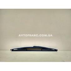 Щетка стеклоочистителя (задний дворник) Renault Megan 3 (2009-2016) Оригинал 7711422568
