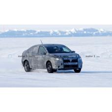 Премьера седана Renault Logan