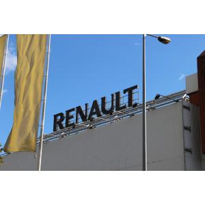 За три года Группа Renault