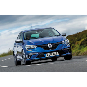 Горячий Renault Megane GT похвастался самым экономичным дизелем