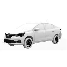 Renault создает аналог Logan с дизайном в стиле Megane