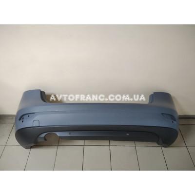 Бампер задний (под парктроник) Renault Fluence (2009-2016) Оригинал 850227419R