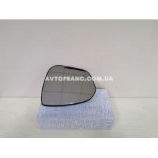 Зеркало левое (вкладыш) Renault Duster 2 (2018-...) Оригинал 963664733R