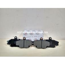 Колодки тормозные передние Dacia Sandero QSP QS1781