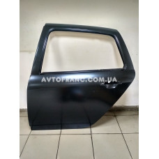Дверь задняя левая Renault Symbol NEW (2009-2013) Оригинал 821018475R, 7751478645