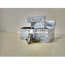 Свеча зажигания 1.6 16V Renault Оригинал 7700500155