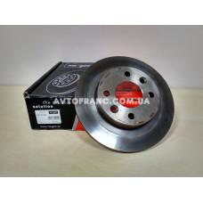 Диск тормозной не вентилируемый 238 мм Renault Kangoo MAXGEAR 190748 Оригинал 7701204282