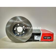 Диск тормозной вентилируемый D-280 мм Renault Kangoo 2 MAXGEAR 192002 Оригинал 8201464604