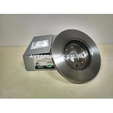 Диск тормозной передний вентилируемый Renault Logan MCV LPR R1301V Оригинал 7701206339