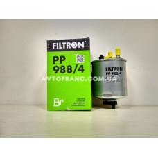 Фильтр топливный 1.5 DCI Renault Kangoo 2 FILTRON PP9884 Оригинал 164001137R