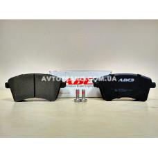 Колодки тормозные передние Renault Kangoo 2 ABE C1R042ABE Оригинал 410601334R