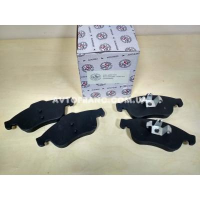 Колодки тормозные передние Renault Duster 4x4 QSP QS-440603905R Оригинальный номер: 440603905R