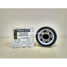 Фильтр масляный 1.2 16 кл D4F Renault Оригинал 8200257642