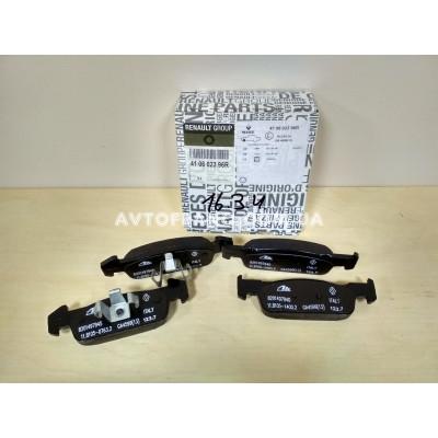 Колодки тормозные передние Renault Logan 2 Оригинал 410602396R 410609646R