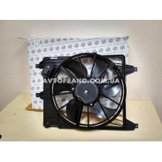 Вентилятор охлаждения двигателя Renault Kangoo QSP QS-8200702959