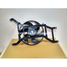 Вентилятор охлаждения двигателя Renault Logan QSP QS-8200779073