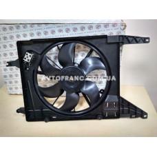 Вентилятор охлаждения двигателя Renault Logan QSP QS-8200765566