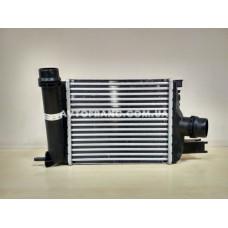 Радиатор интеркулера Renault Duster 1.5 DCI 2015-2017 Nissens Оригинал 144967634R