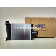 Радиатор интеркулера Renault Logan 2 MCV MAGNETI MARELI MSTQ067 Оригинал 144965154R