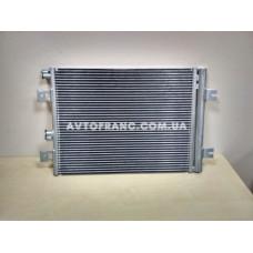 Радиатор кондиционера Renault Duster QSP QS-8200741257 Оригинал 921007794R