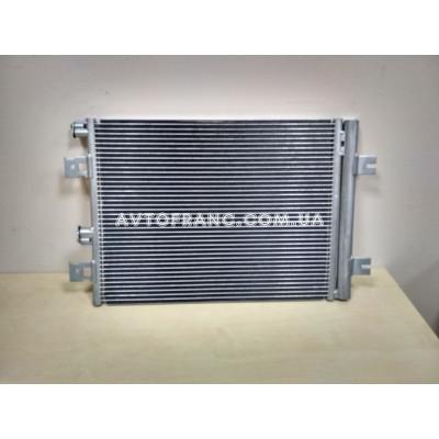 Радиатор кондиционера Renault Logan MCV QSP QS-8200741257 Оригинал 921007794R