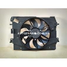 Вентилятор охлаждения двигателя Renault Captur THERMOTEC Оригинал 214818009R